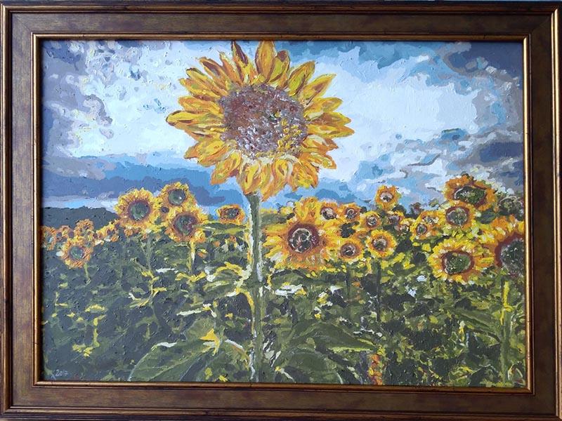 Inramari tablouri Oradea - Pictura inramata 15