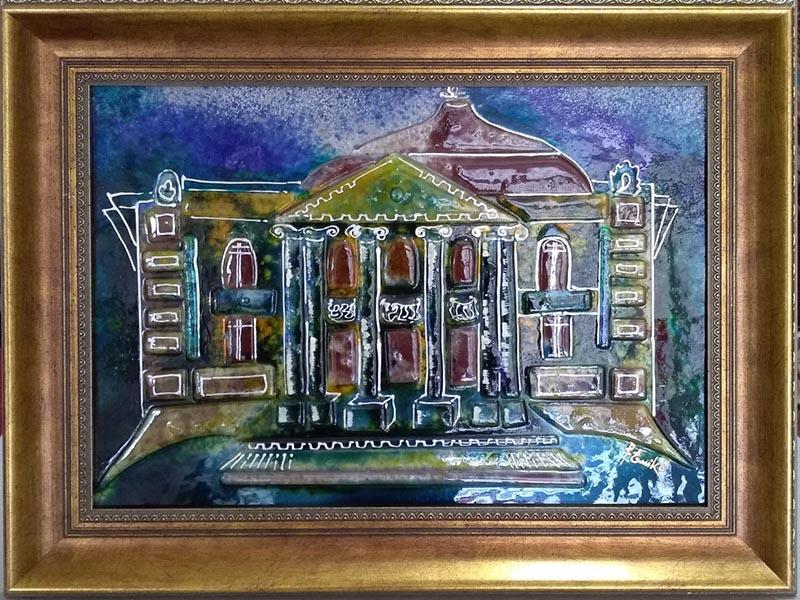 Inramari tablouri Oradea - Pictura inramata 12
