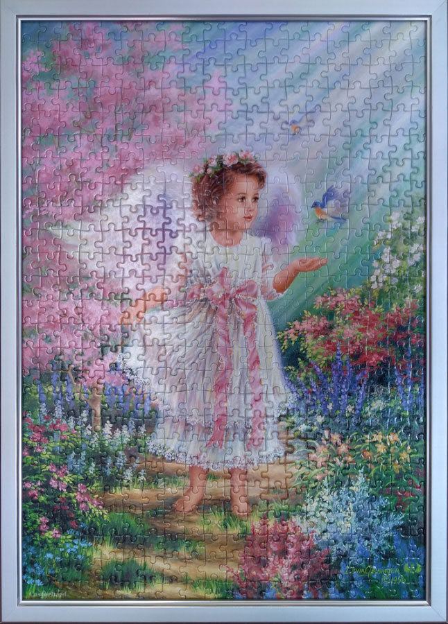 Inramari oradea puzzle inramat 4