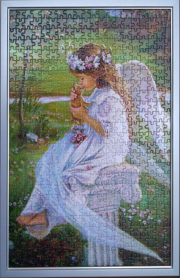 Inramari oradea puzzle inramat 5