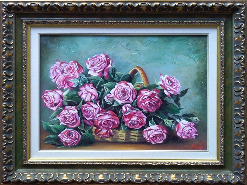 Inramari tablouri Oradea - Pictura inramata 10
