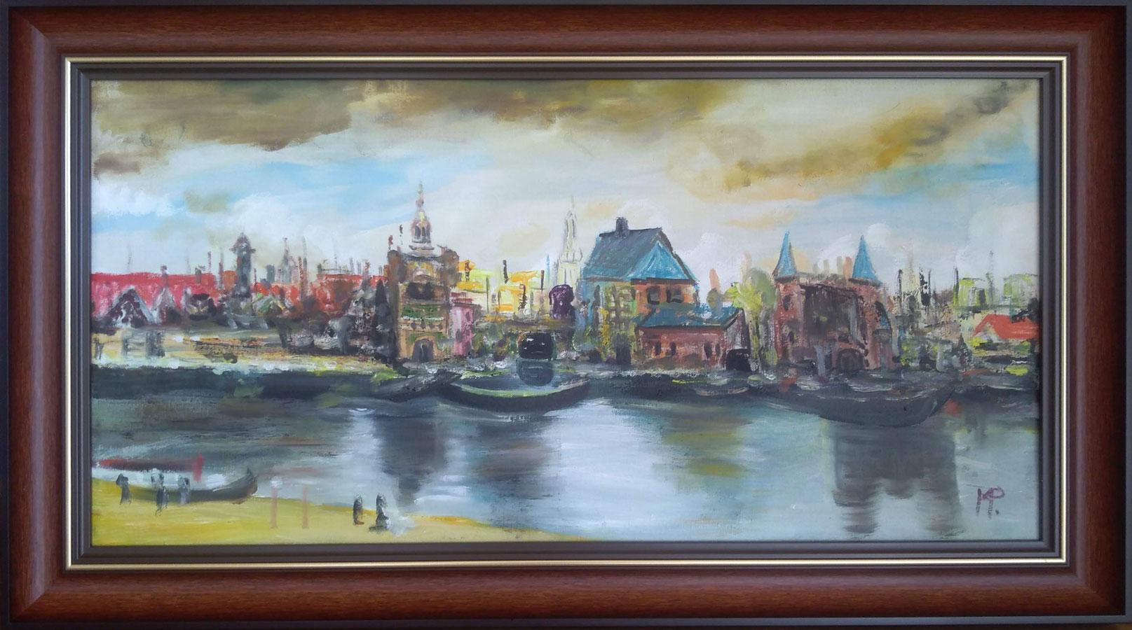 Inramari Oradea tablou inramat 4