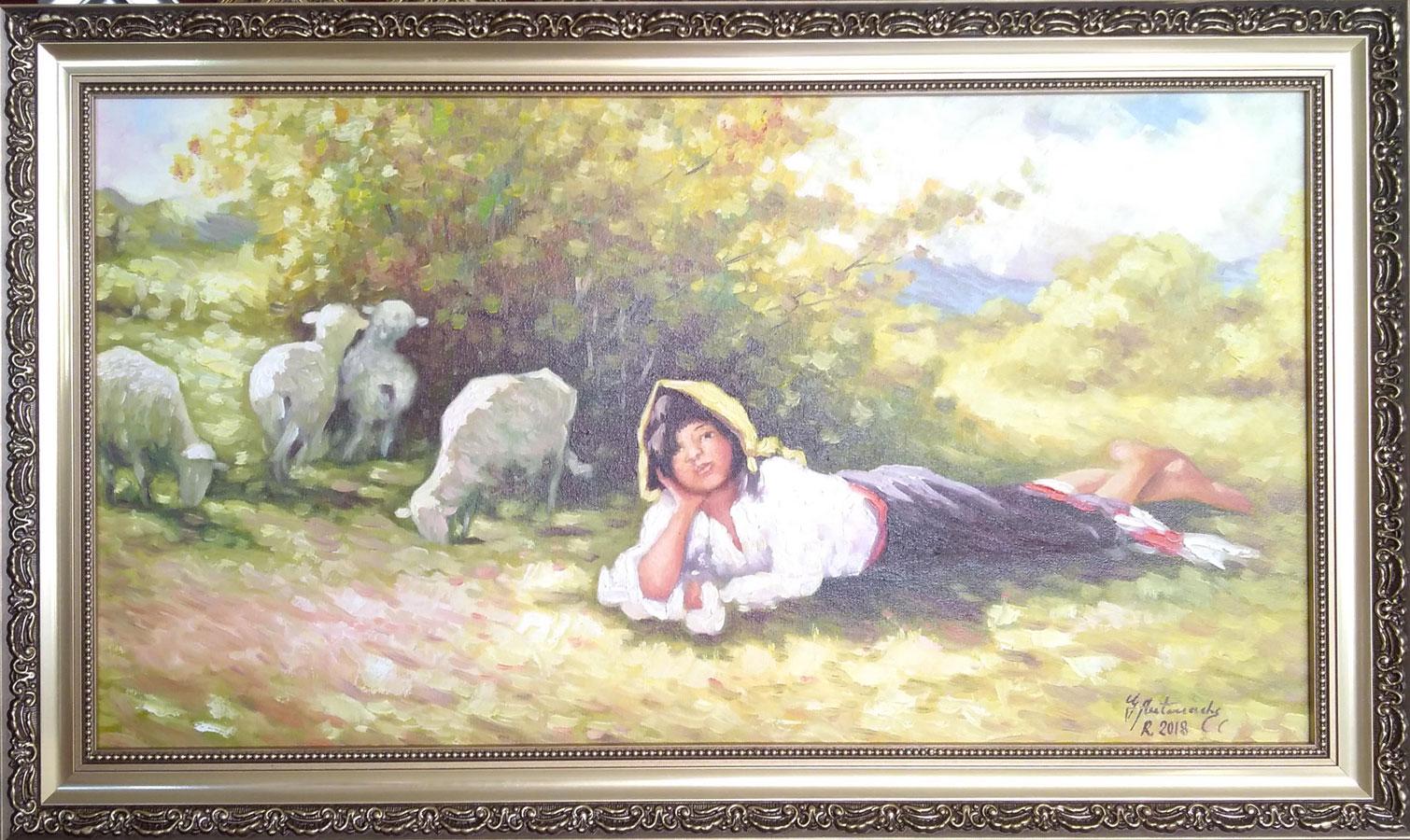 Inramari Oradea tablou inramat 5