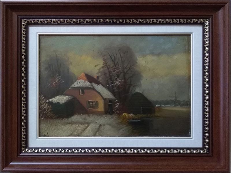 Inramari tablouri Oradea - Pictura inramata 8