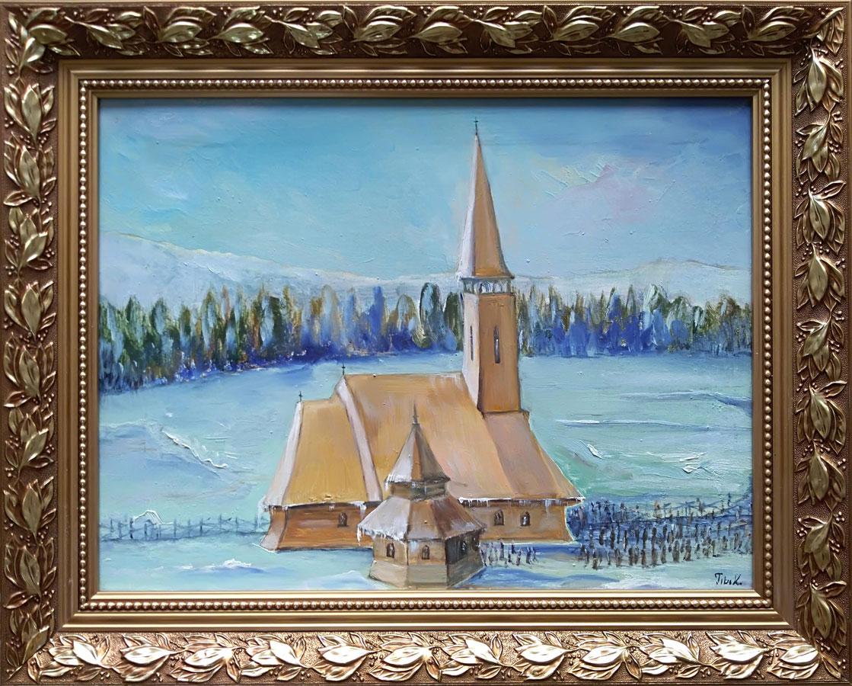 Inramari Oradea pictura inramata 3