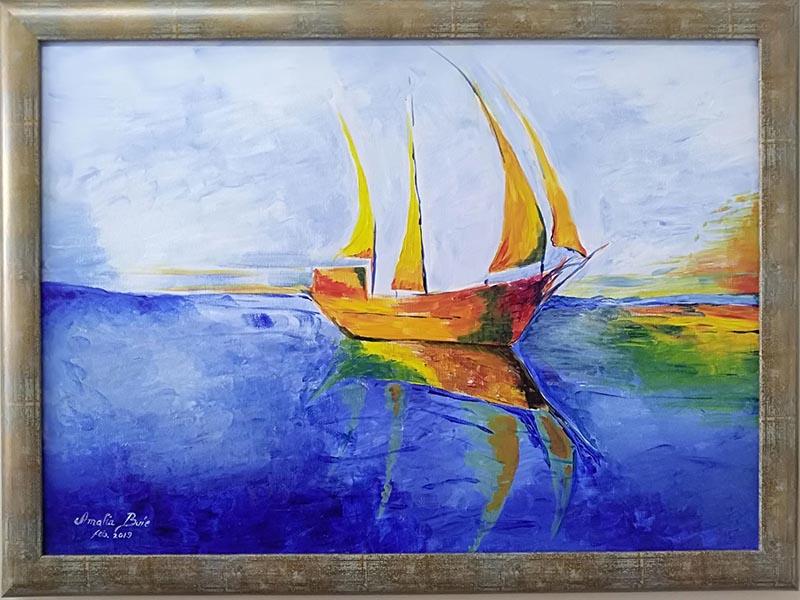 Inramari tablouri Oradea - Pictura inramata 5